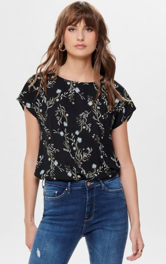 Jacqueline - jdyWin SS Top Field Flowers