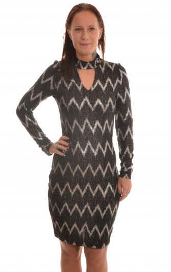 Only - onlBella Highneck LS Dress