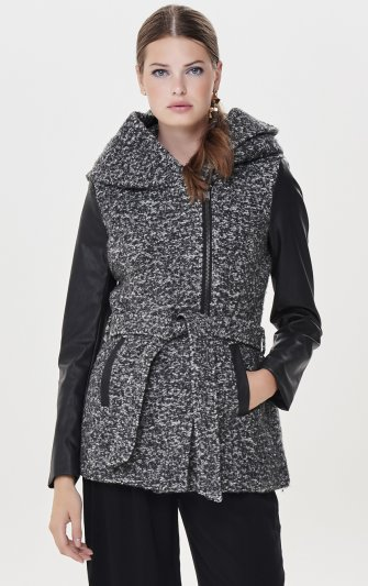 Only - onlLisford Boucle Wool Coat