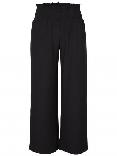 Pieces - pcCurli HW Cropped Pants